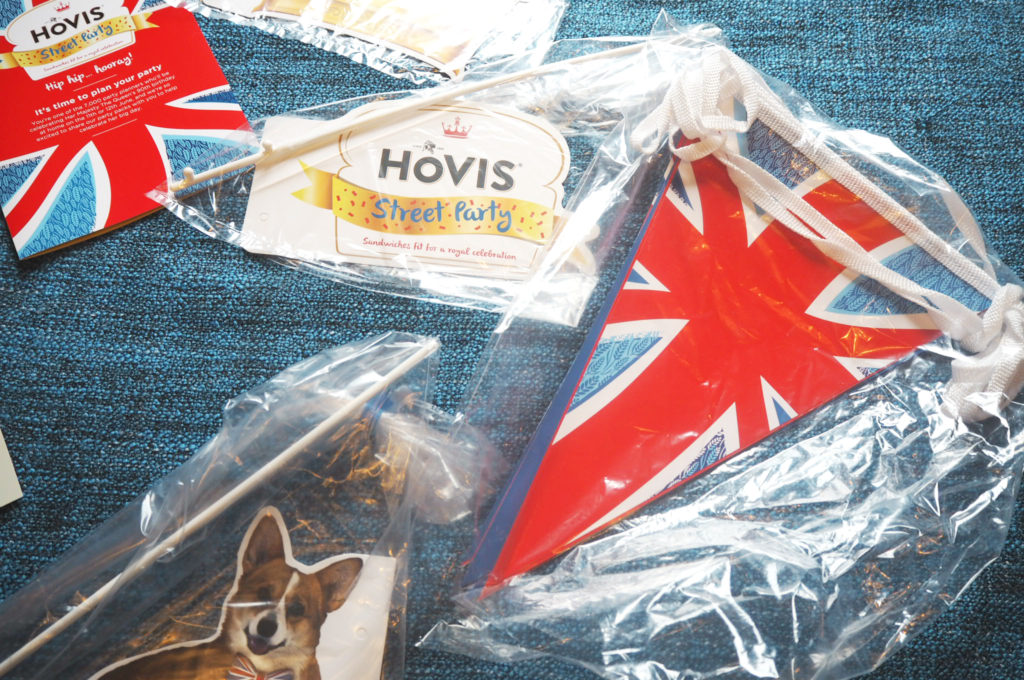 Hovis Queen's 90th Birthday Party Pack