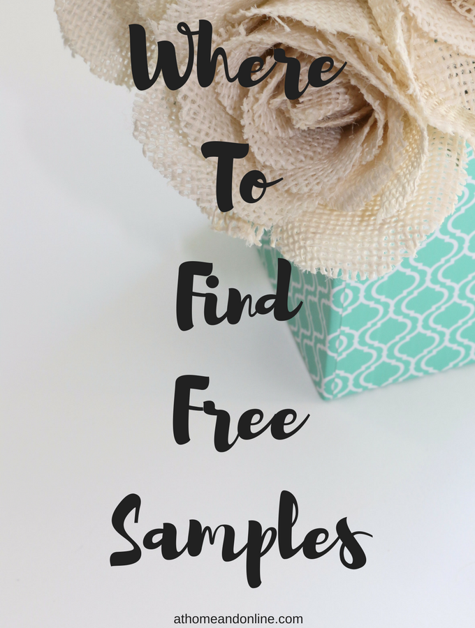 Where To Find Free Samples