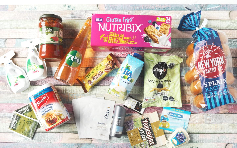 BBC Good Food Show goody bag