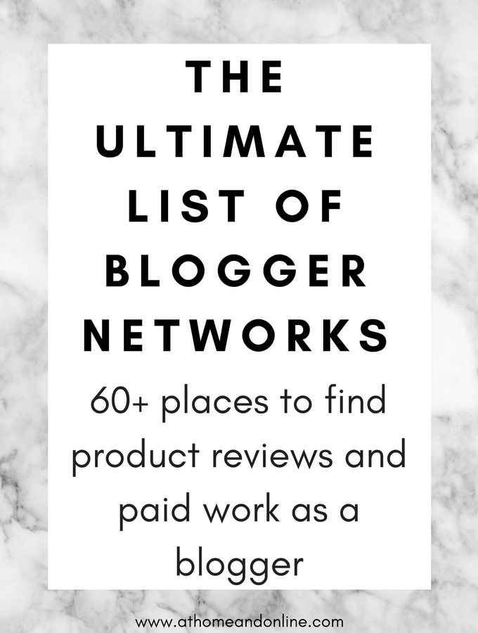 60+ Places To Find Blogging Opportunities